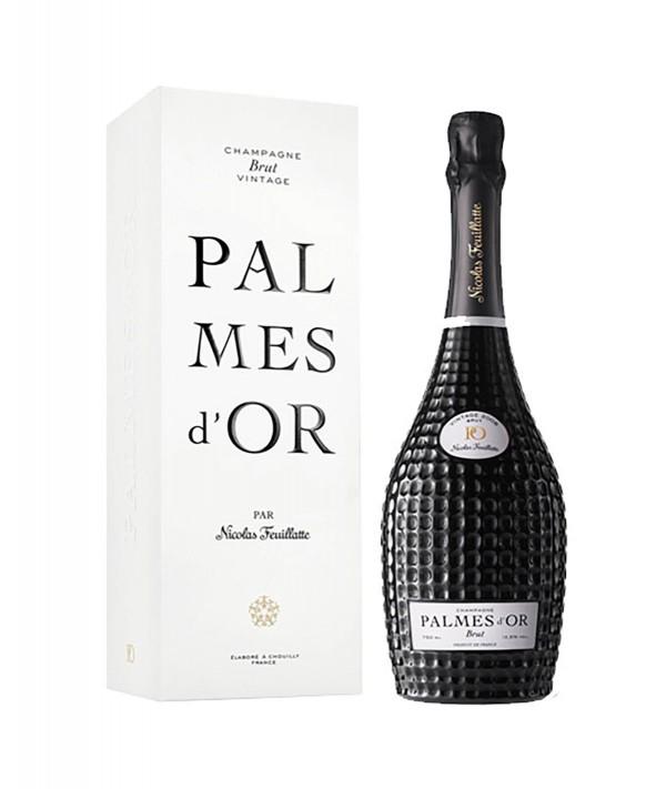 Champagne Nicolas Feuillatte Palmes d'Or 2008 coffret luxe
