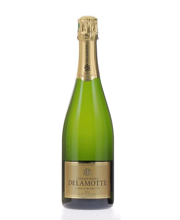 Champagne Delamotte Blanc de Blancs 2012 75cl