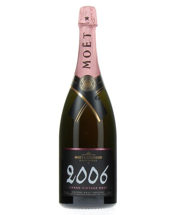 Champagne Moet Et Chandon Millésime Rosé 2006 Magnum