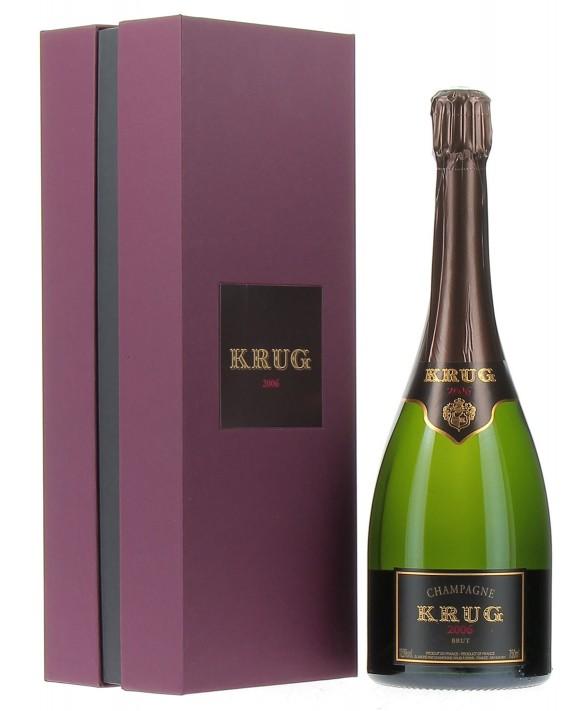 Champagne Krug Millésime 2006