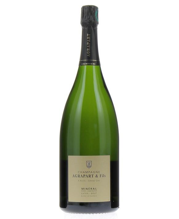 Champagne Agrapart Magnum Minéral 2013 Extra-Brut Blanc de Blancs Grand Cru