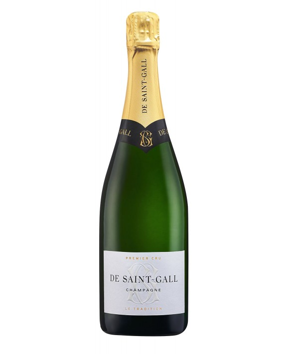 Champagne De Saint Gall Brut Tradition 1er Cru