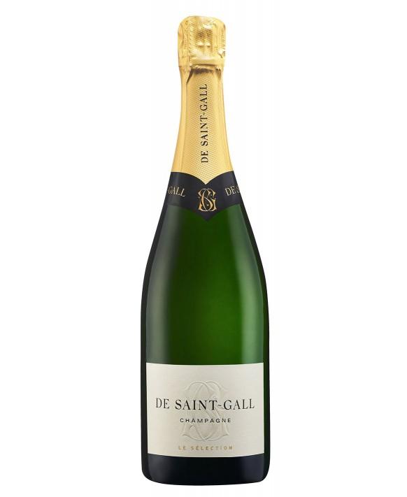 Champagne De Saint Gall Brut Sélection