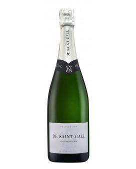 Champagne De Saint Gall Brut Blanc de Blancs Premier Cru