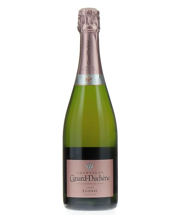 Champagne Canard Duchene Cuvée Léonie Rosé