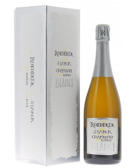 Champagne Louis Roederer Brut Nature 2012 Starck