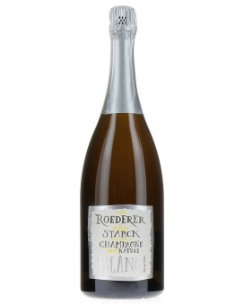 Champagne Louis Roederer Brut Nature 2012 by Starck Magnum