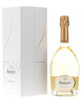 Champagne Ruinart Blanc de Blancs casket