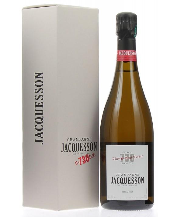 Champagne Jacquesson Cuvée 738 Dégorgement Tardif 75cl