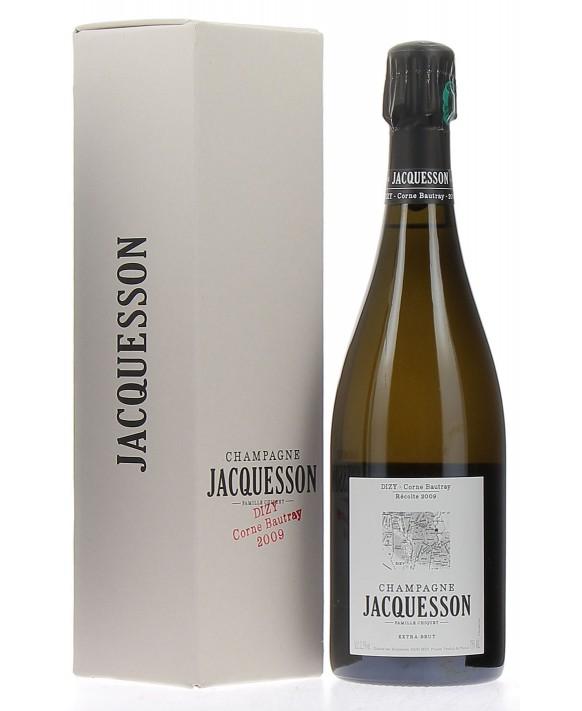 Champagne Jacquesson Dizy Corne Bautray 2009
