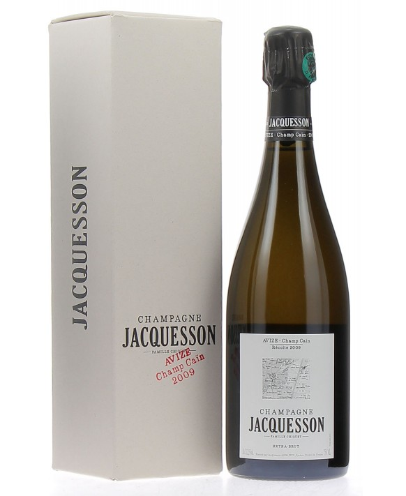 Champagne Jacquesson Avize Champ Caïn 2009