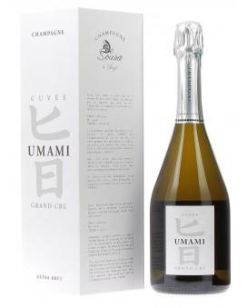 Champagne De Sousa Cuvée Umami Extra-Brut 2012