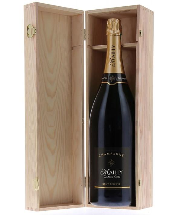 Champagne Mailly Grand Cru Brut Réserve Grand Cru Jéroboam