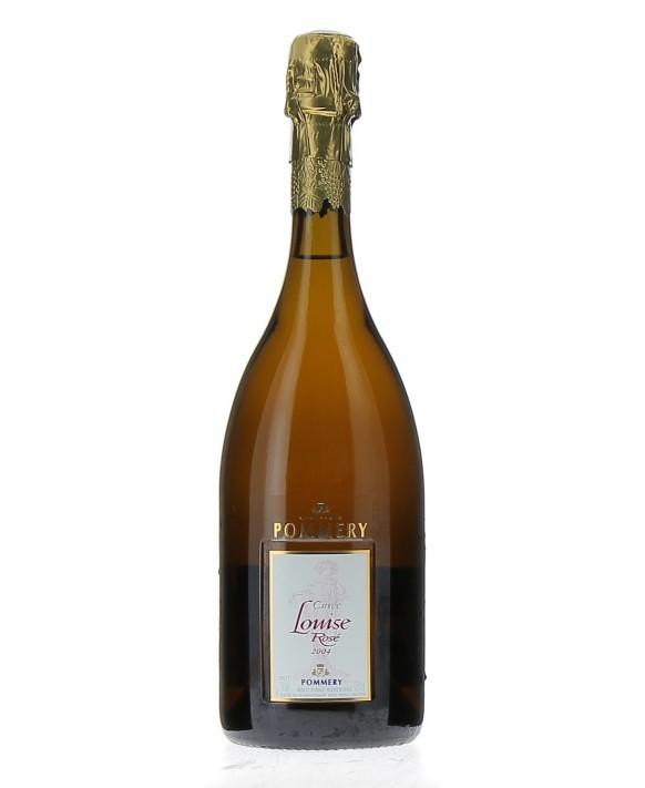 Champagne Pommery Cuvée Louise Rosé 2004
