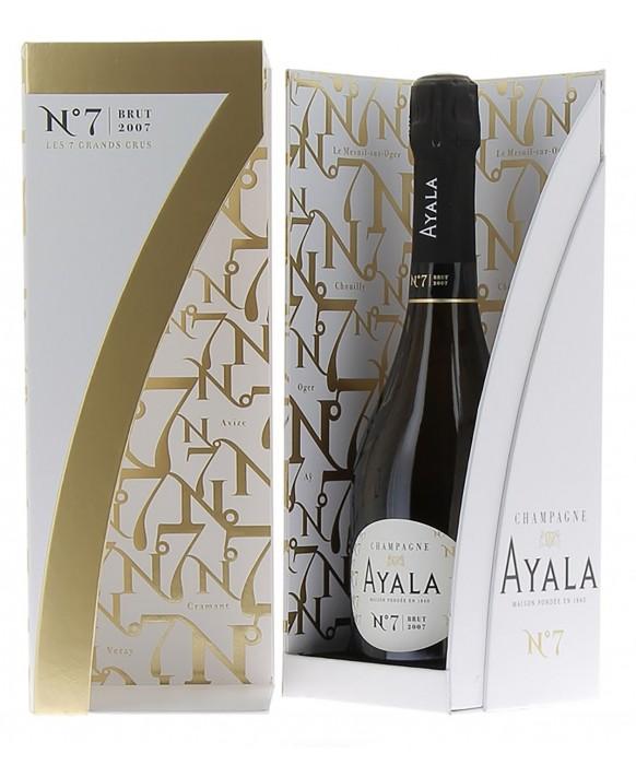 Champagne Ayala N°7 Brut 2007 75cl