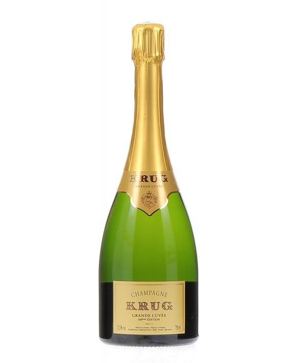 Champagne Krug La Grande Cuvée (168th Edition)