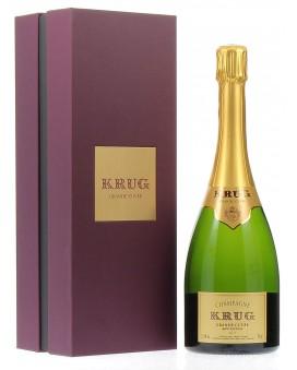 Champagne Krug La Grande Cuvée casket (168th Edition)