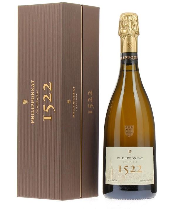 Champagne Philipponnat Cuvée 1522 Millésime 2012 75cl