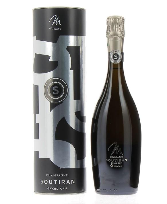 Champagne Soutiran 2012 Grand Cru