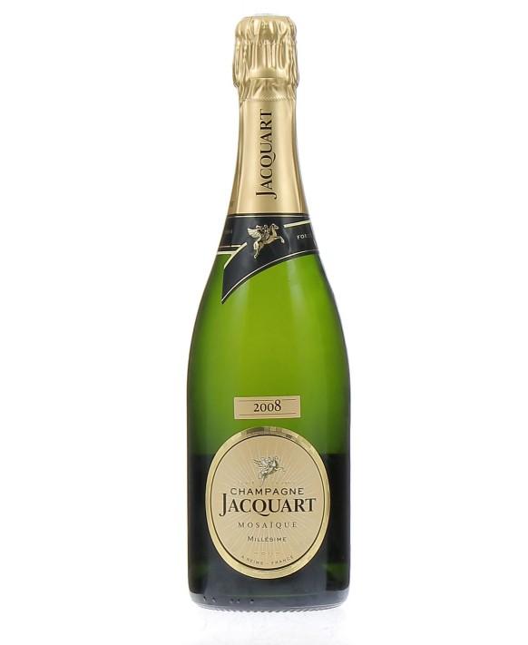 Champagne Jacquart Brut Mosaïque 2008