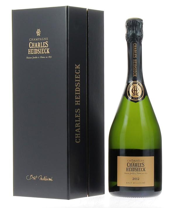 Champagne Charles Heidsieck Brut Millésime 2012