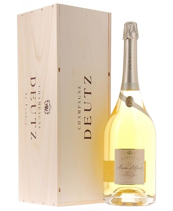 Champagne Deutz Amour de Deutz 2008 Jéroboam