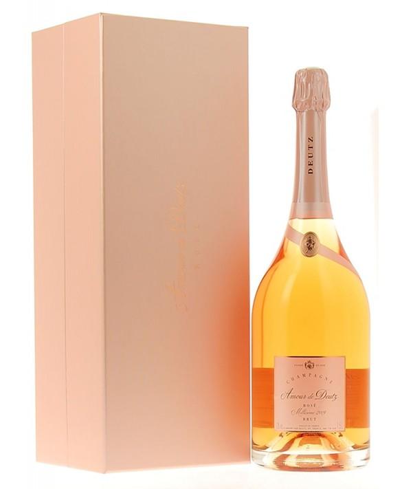 Champagne Deutz Amour de Deutz Rosé 2009 Magnum