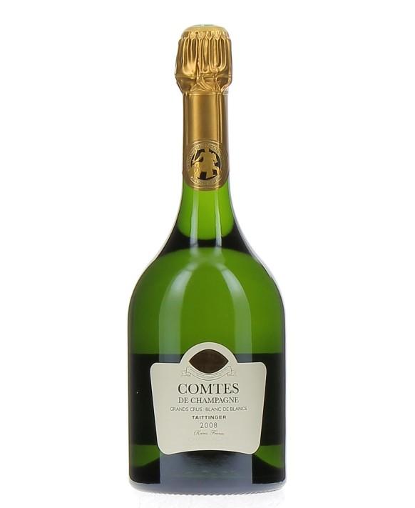 Champagne Taittinger Comtes de Champagne Blanc de Blancs 2008