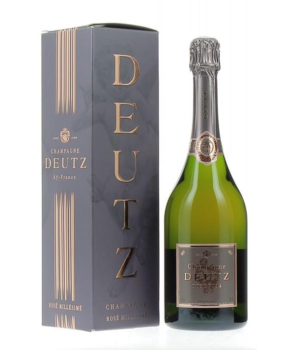 Champagne Deutz Brut Rosé 2014