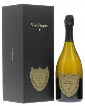 Champagne Dom Perignon Vintage 2010 casket