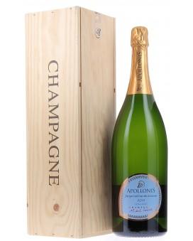 Champagne Apollonis Inspiration de saison 2012 Jéroboam