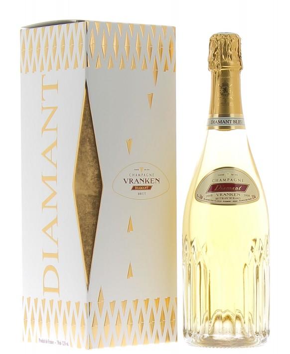 Champagne Diamant De Vranken Blanc de Blancs 2008