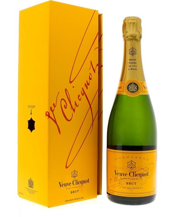 Champagne Veuve Clicquot Carte Jaune