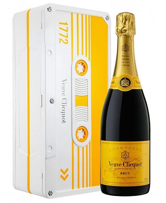 Champagne Veuve Clicquot Carte Jaune Tape Limited Edition