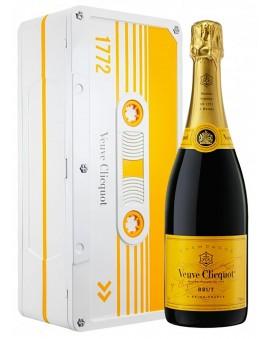 Champagne Veuve Clicquot Carte Jaune Edition Limitée Tape