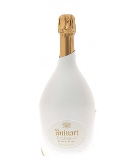 Champagne Ruinart Blanc de Blancs second skin case