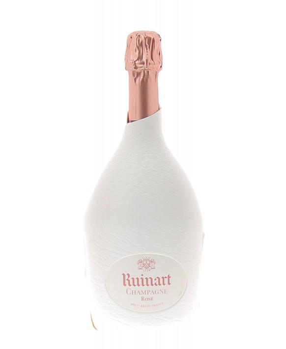 Champagne Ruinart Brut Rosé second skin case