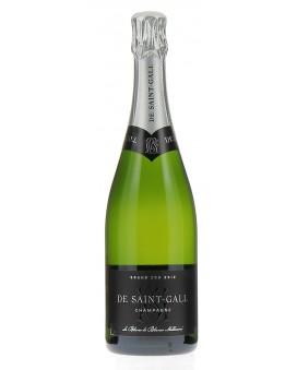 Champagne De Saint Gall Brut Blanc de Blancs Grand Cru 2012