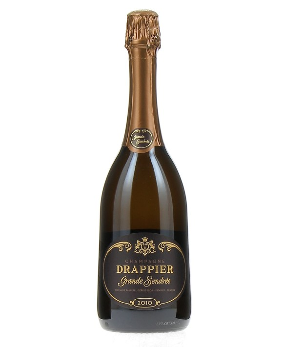 Champagne Drappier Grande Sendrée 2010