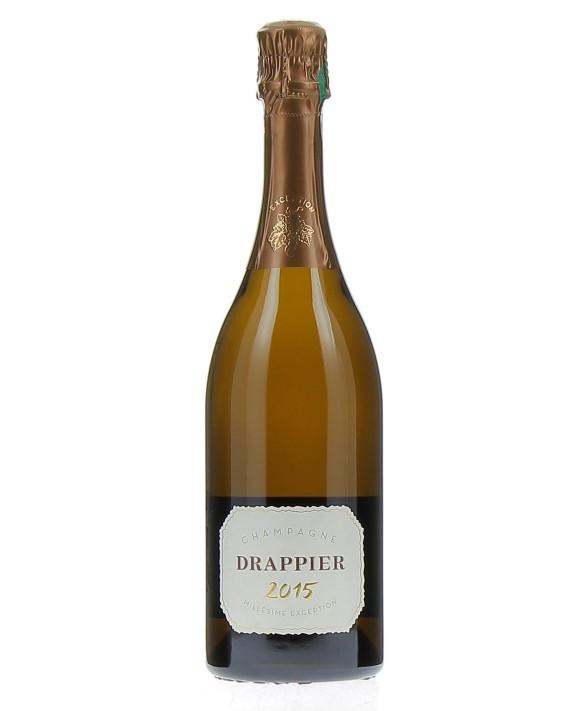 Champagne Drappier Millésime Exception 2015