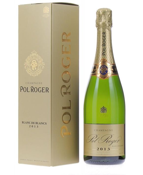 Champagne Pol Roger Blanc de Blancs 2013