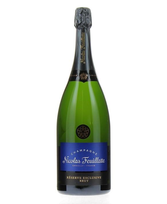 Champagne Nicolas Feuillatte Brut Réserve Exclusive Magnum