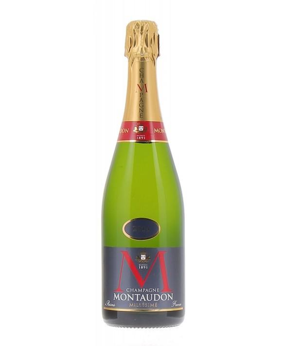 Champagne Montaudon Brut Vintage 2014 75cl