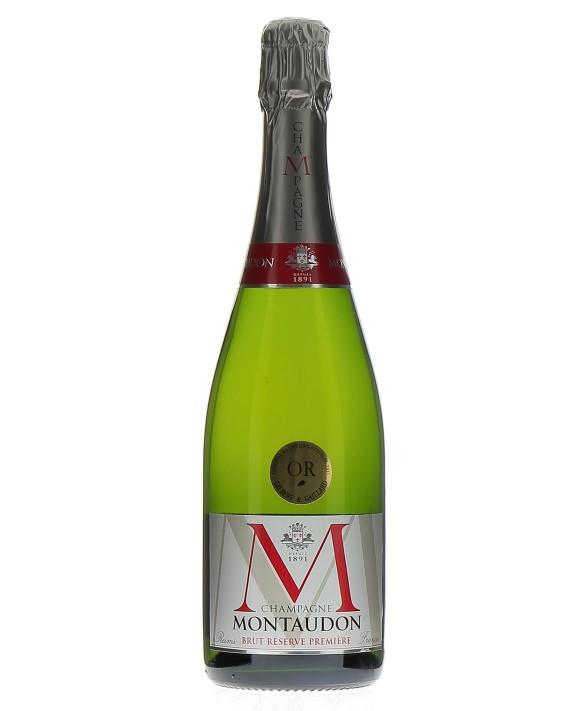 Champagne Montaudon Brut Réserve Première