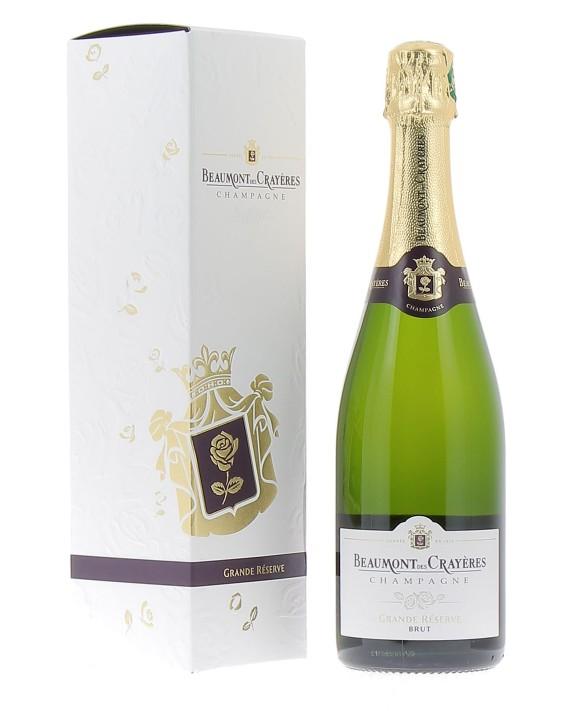 Champagne Beaumont Des Crayeres Grande Réserve gift box