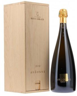 Champagne Henri Giraud Argonne 2012 Magnum