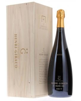 Champagne Henri Giraud Fût de chêne MV15 Jéroboam