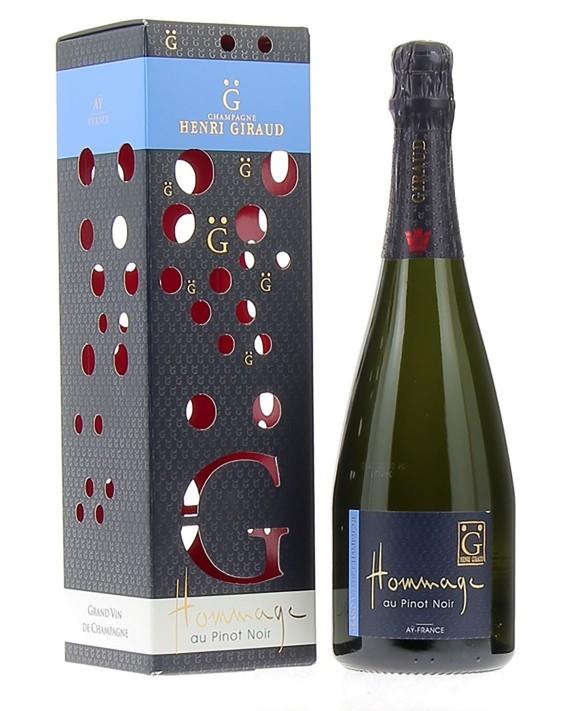 Champagne Henri Giraud Hommage au Pinot Noir