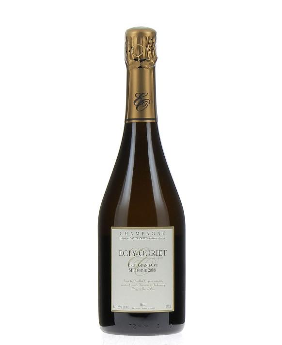 Champagne Egly-ouriet Grand cru millesime 2008