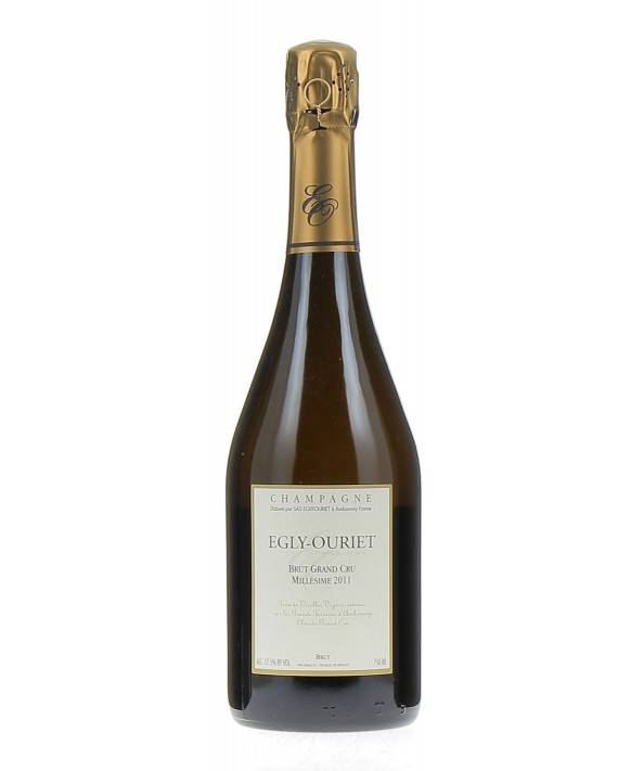 Champagne Egly-ouriet Grand Cru Millésime 2011